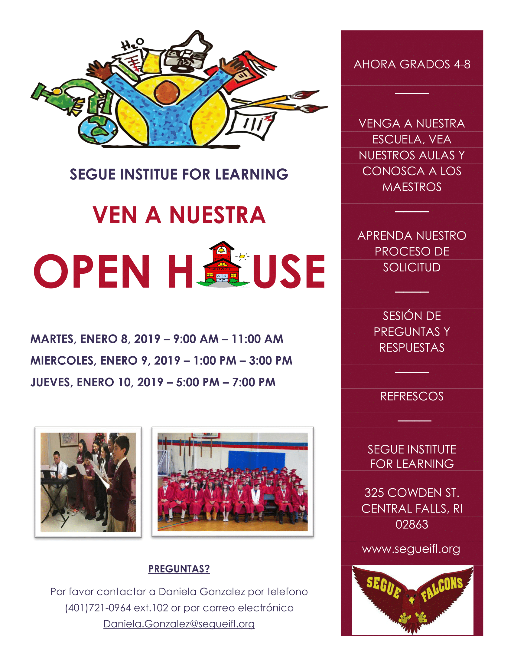 OPEN HOUSE FLYER 2019-2