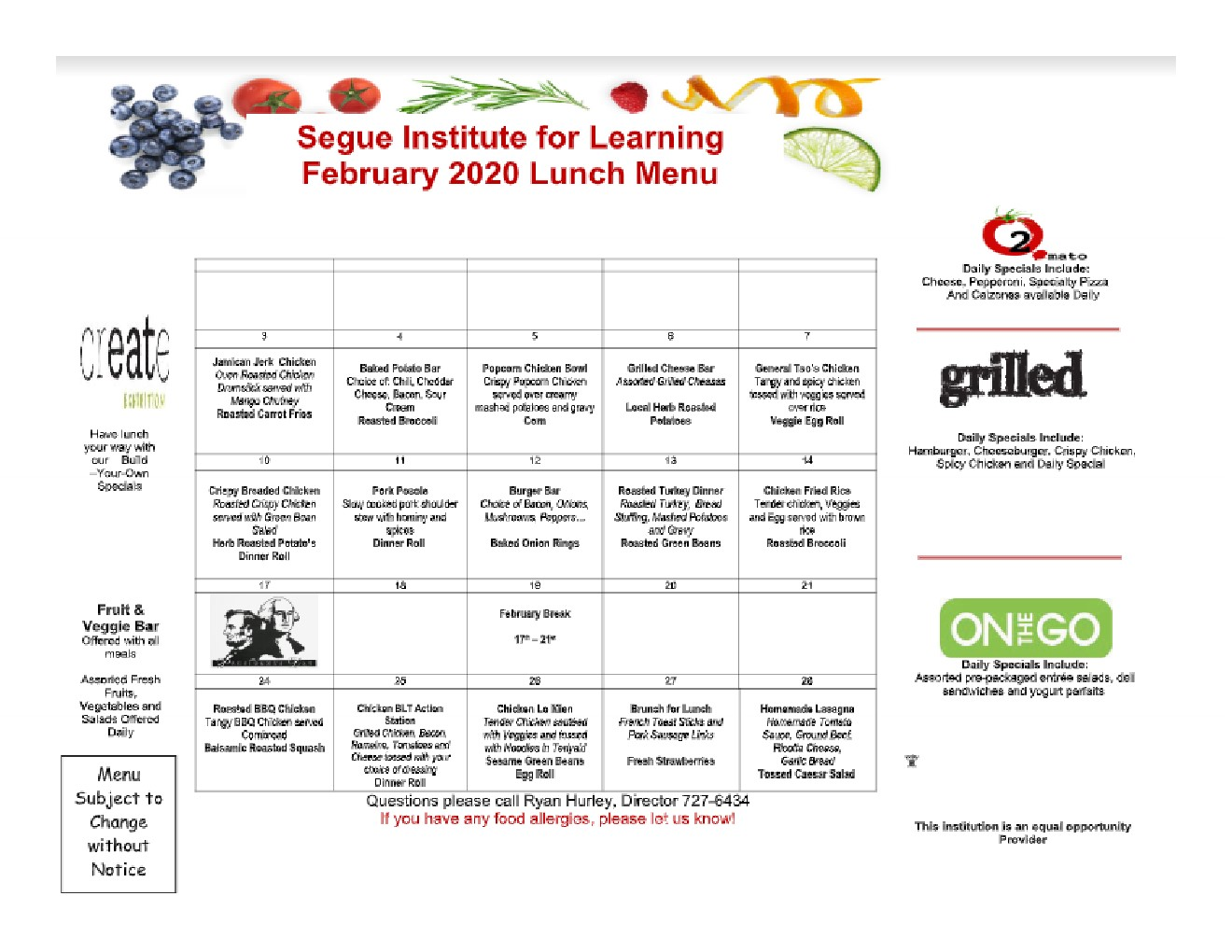February 2020 Menus Chartwells PDF_2